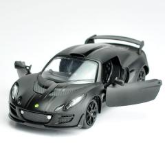 Children's Toy Alloy Car Model 1:32 Lotus EXIGE SCURA Sports Car random one size