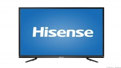 Hisense (32D50TS) LED Display Digital/Satellite Television - Black, 32 Inch TV