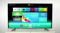 Hisense (50K3300UW) Ultra HD LED Display, Smart Digital Television - Black, 50 Inch TV