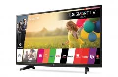 LG Full HD LED Display Smart Digital Television (32LH592U) - Black, 32 Inch TV