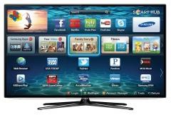 Samsung Full HD LED Display Smart Digital Television (55H6400AK) - Black, 55 Inch TV