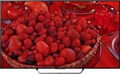 Sony (65X8500C) Ultra HD/4K LED Display Smart Digital Television - Black, 65 Inch TV