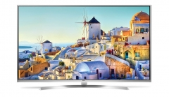 LG (55UH850) Ultra HD/4K 3D Enabled LED Smart Digital Television - Black, 55 Inch TV