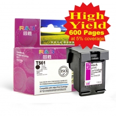 Ink Cartridge 61 Black With HP Deskjet 1050 2050 1010 1510