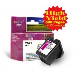Ink Cartridge 21 Black With HP Deskjet 3747 3940v D1330 D1420 D1455 D1520  D1568 D2320 D2368 D2430,