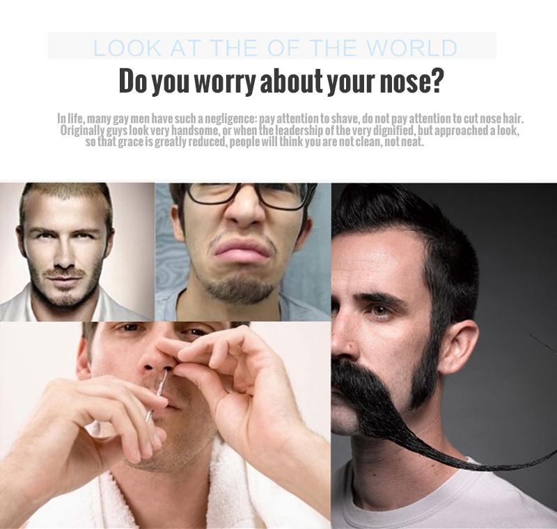 electric nose trimmer for nose ear sideburns beard hair 2in1 1 kilimall kenya. Black Bedroom Furniture Sets. Home Design Ideas