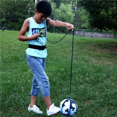 Playing Football Dian Soccer Practice Ball Trainers Football Cyclotron Bind Training Equipment