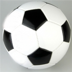 PVC Football Formal System of 11 People Five 5 Standard Ball Machine Stitched Football Training