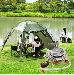 Windproof Outdoor Durable Gas Stove Portable Foldable Camping Gas Stoves