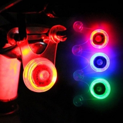 Bike Tail Light Cycling Bicycle Safety Rear Light Seat Hanging Lamp Cycling Safety Warning Light At Picture 35 * 60mm