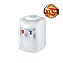 Ramtons Table Top Water Dispenser with Hot & Normal Taps (RM/443) - White