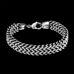 Fashion 316L stainless steel bracelet for man same one size