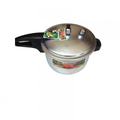 Durable high quality  moulinex pressure cooker aluminium/ silver 11 Litres