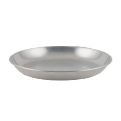 Fine Tray flat (Aluminum) silver 14 inch (37cm)