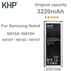 100% Original Brand KHP Phone Battery Original Capacity 3220mAh Li-ion Battery black normal