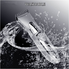 Mens Rechargeable Shaving Machine Electric Shaver Razor Blade Epilator Electric Hair Trimmer as picture one size