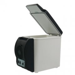 Portable Electronic Cooling and Warming refrigerator
