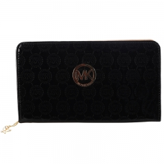MK Classic Ladies' Wallet black 20*9*2 cm