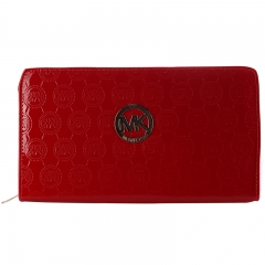 MK Classic Ladies' Wallet red 20*9*2 cm