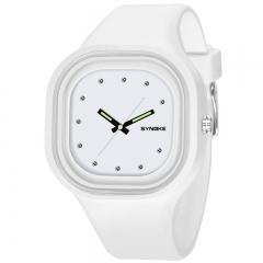 Waterproof Fashion Watch white 14mm*45mm