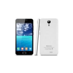 5 Inch 4G Smartphone Phablet Quad Core 1GB RAM 8GB ROM 8.0MP Camera  White white