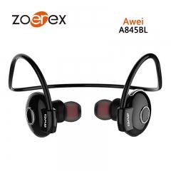 Awei A845BL V4.1 Bluetooth Headphone Wireless Stereo Music Sport Headset black