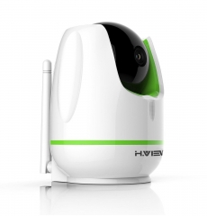 H.View IP Camera 960P WiFi Wireless CCTV Security Camera Two Way Audio Baby Monitor Pets cam