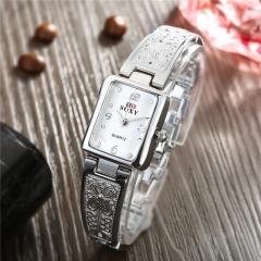 Fashion Golden Shining Watches Women Dress Watches Quartz Watches Golden Silver Watches Cestbella Silver