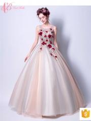 African lace fabrics 2017 tulle dubai abaya elegant kaftans cestbella evening  long chiffon dress gray us 4