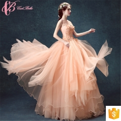 2017 prom dresses classic silk evening long dress ball gowns and cocktail  cestbedlla prom dress orange us 4