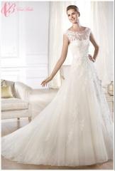 Cestbella Drop Ship Wholesale Indian Wedding Dresses Online For Big Women White us 4