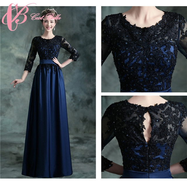 bf53838884235 Cestbella China Exquisite Beaded Long Sleeve Muslim Evening Dress Evening  Gown