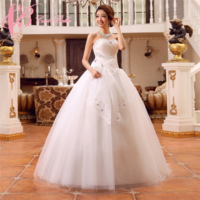 Kilimall: Cestbella Concise Puffy Off-Shoulder Cheap Ball Gown ...