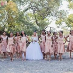 Cestbella 2017 Popular Wonderful Wedding Dress Crystal Shining Ball Gown Pure White us 4