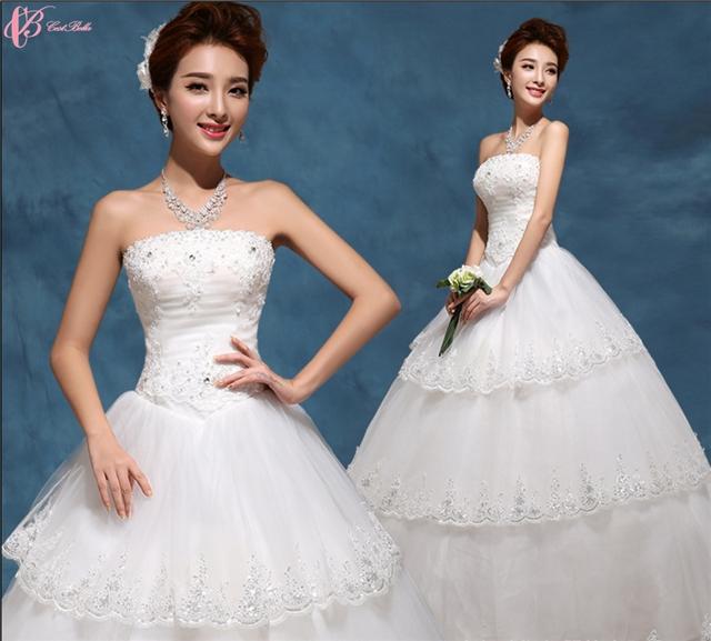 db3d426f58fa4 China Guangzhou Factory Wholesale Vestidos De Novia Wedding Dress image  image image image image