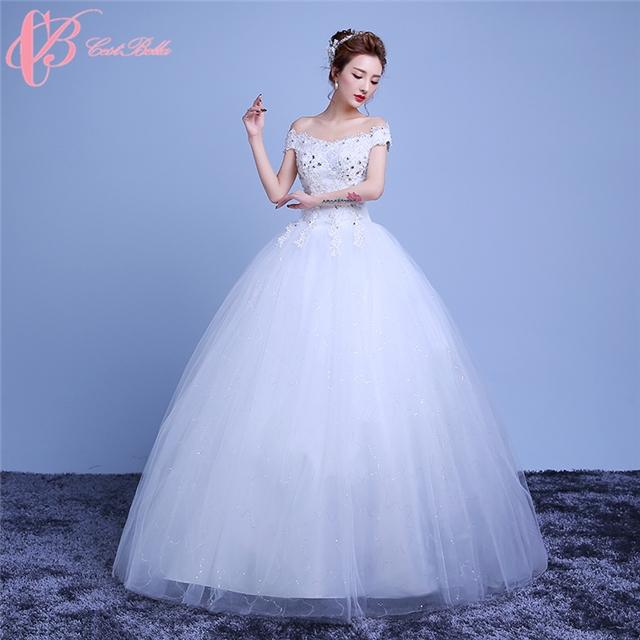 efd28e460a911 China Traditional Heavy Beading High Quality Long Chiffon Ball Gown Wedding Dress  Cestbella ...