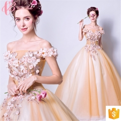 Urbane Yellow Off-Shoulder Big Size Women Porn Arabic Evening Dress pink us 4