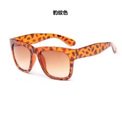 Female's Sunglasses Semi Rimless Unisex Polarized Sunglass gold screen normal