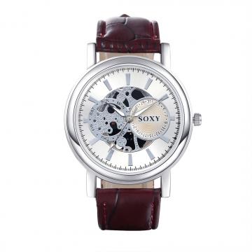 Cestbella Men's Watch Dress Watch Business Style Quartz Wrist Watches White normal