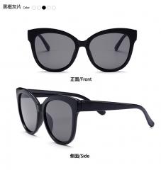 Women Poralized Sunglasses Fashion Accessories Sunglass grey normal