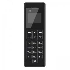 original A1 bluetooth 3.0 FM MP3 voice change mobile cell phone bluetooth dialer pocket mini call black