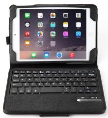 "Detachable Wireless Bluetooth ABS Keyboard PU Leather Case Tablet  for Apple iPad Mini 4 7.9""inch"