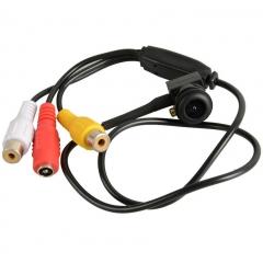 Hidden SPY Camera HD NTSC Mini CCTV SecurityVideoSurveillanceMicro 600TVL black S