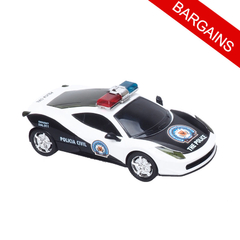 Toys-Police car(HURRY WHILE STOCKS LAST )