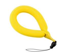Waterproof wrist strap Camera & Camcorder Straps yellow 1