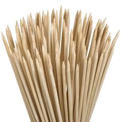 Bamboo Marshmallow Roasting SticksPerfect for Hot Dog Kebab Sausage