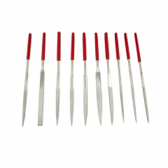 File Set Mini DIY File Tool for Musical Instruments 10-Piece