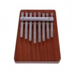 Kalimba Thumb Piano 8 Key Box Mbira Likembe Sanza Instrument
