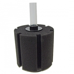 Aquarium Fish Tank Cylinder Soft Biochemical Sponge Water Filter 4-1/2 Inch XY-380 1 one size