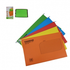 Paper Hanging Folder Legal Size for Office A4 with 5 Color muti-colors one size